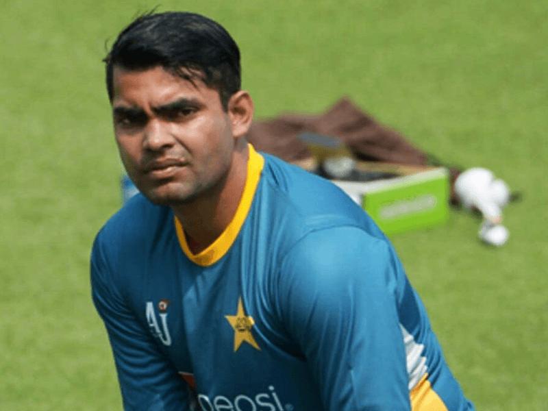 PCB imposed a 3 years ban on Umar Akmal