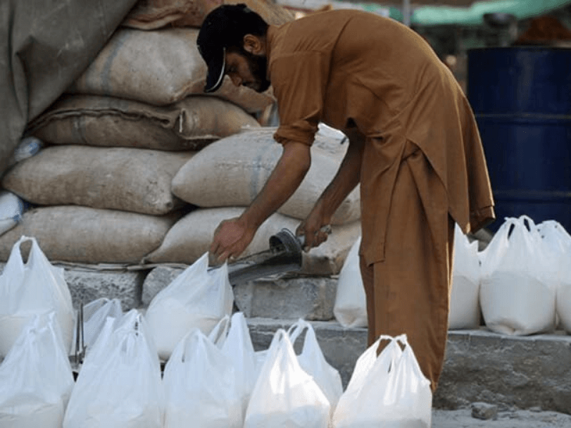 The ban is badly affecting flour millers in Balochistan