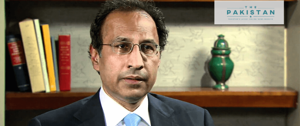 Govt working to speed up CPEC projects: Adviser Hafeez Shaikh