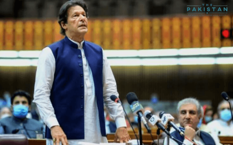 India behind a Terror attack on PSX, says PM Khan