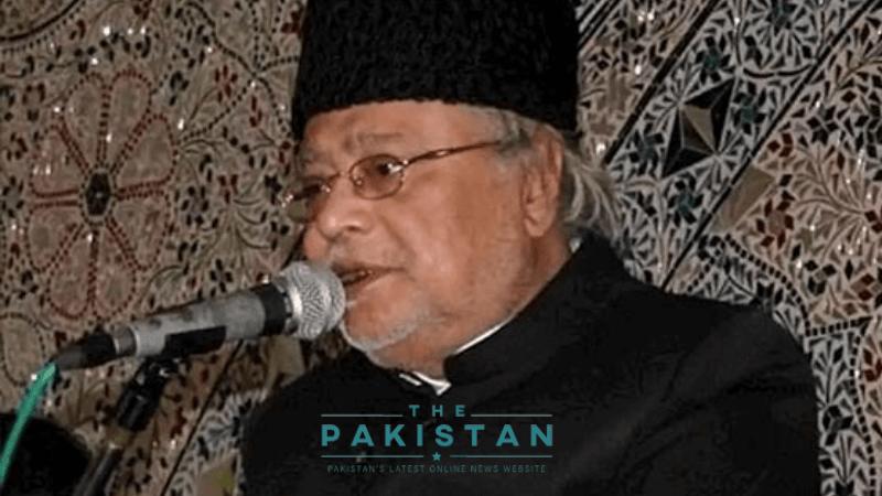 Renowned scholar Allama Talib Jauhari passes away
