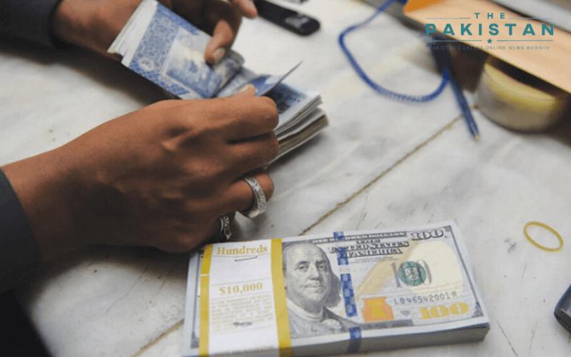 Rupee loses 30 paisas to fall at 168