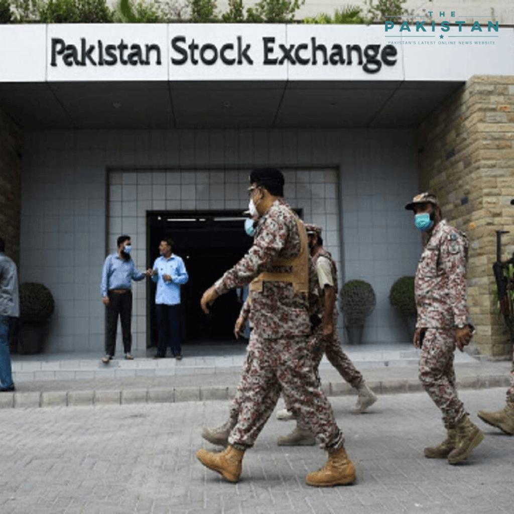 Terrorists attack PSX compound all four gunmen killed