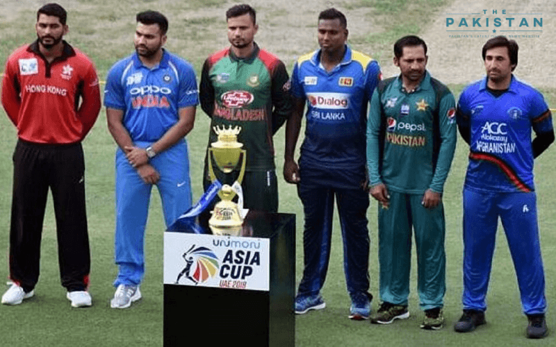 Asia Cup postponed; to be placed in Sri Lanka instead of Pakistan