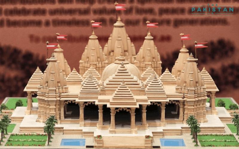 CDA halts construction work on Krishna temple