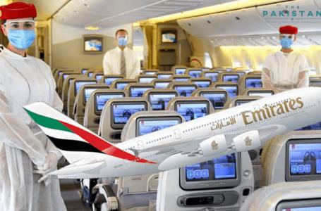Emirates resumes passengers flights to Pakistan