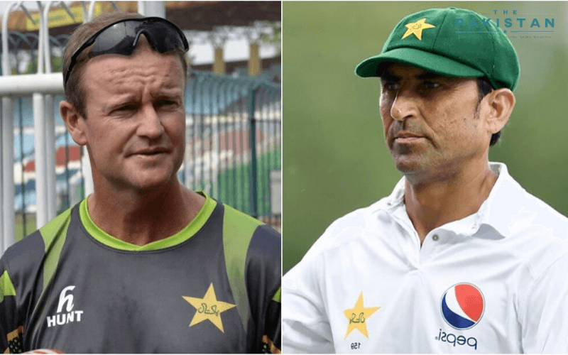 Flower apologises for knife remark against Younus