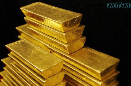 Gold scales new peak of Rs108,300 per tola