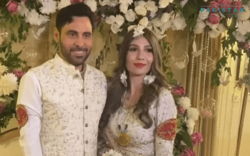 Haroon Shahid ties the knot in a quiet ceremony