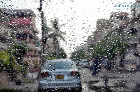 Monsoon to begin in Pakistan from Monday