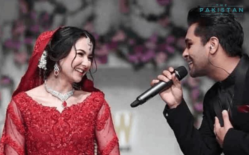 Not dating Asim Azhar, says Hania Amir