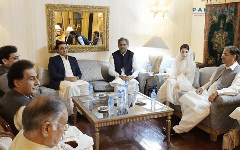 Opposition parties meet to discuss the way forward