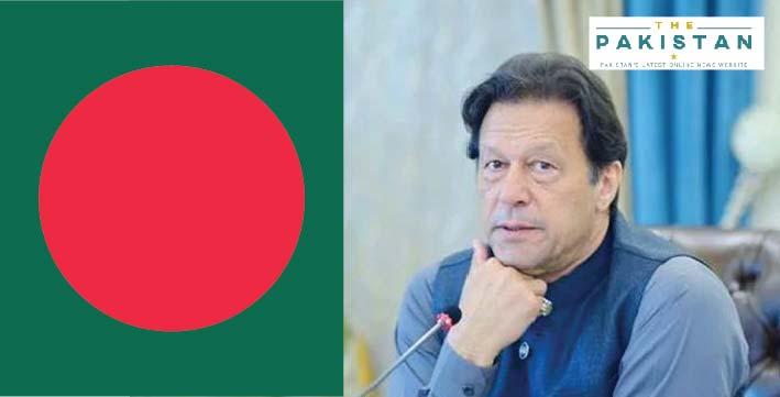 PM Khan urges closer ties with Bangladesh