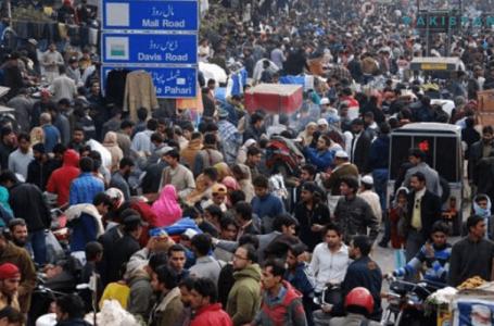 Pakistan's high population growth worrisome