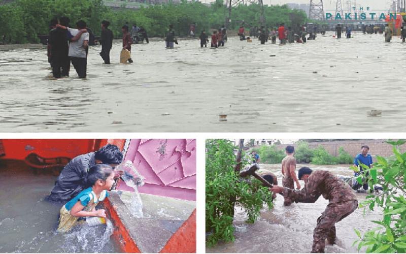 Pakistan Rain forecast for Thursday, Friday
