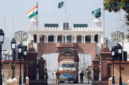 Pakistan allows Afghan exports through Wagah border