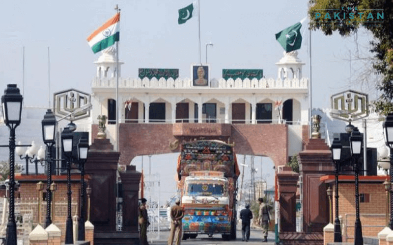 Pakistan allows Afghan exports through Wagah border
