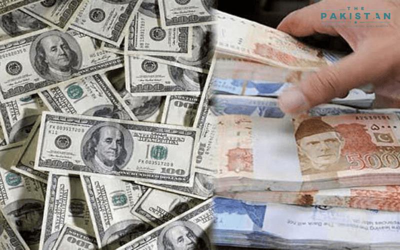 Pakistani Rupee loses Against the Dollar