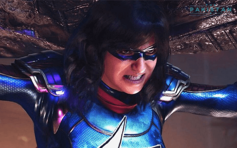 Pakistani superhero Ms. Marvel to have her own game