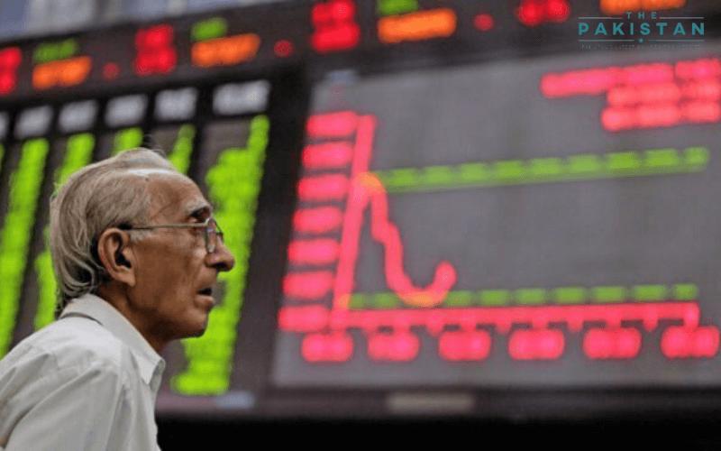 Pakistan's stock market posts record gain