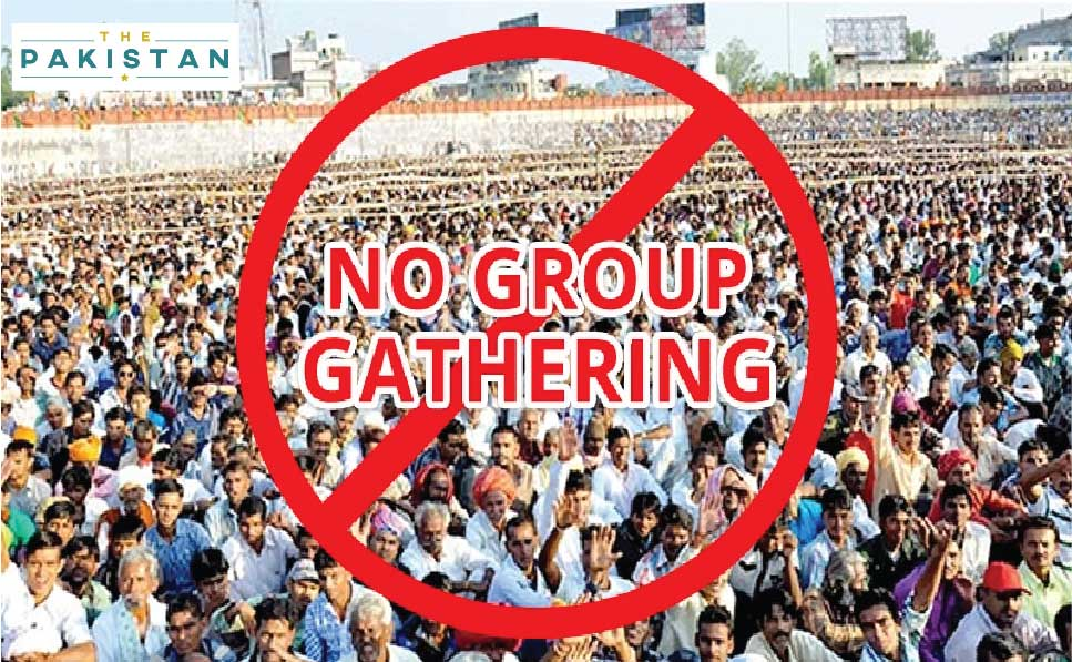 Punjab bans gatherings for nine days