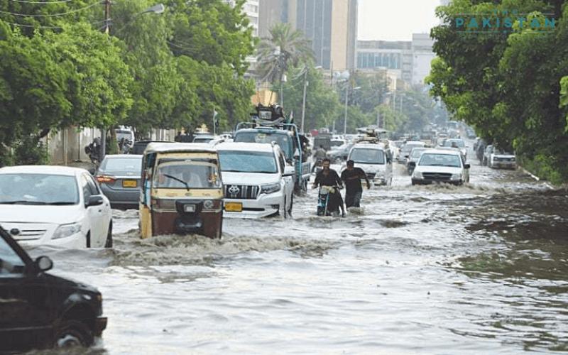 Rains wreak havoc on Karachi