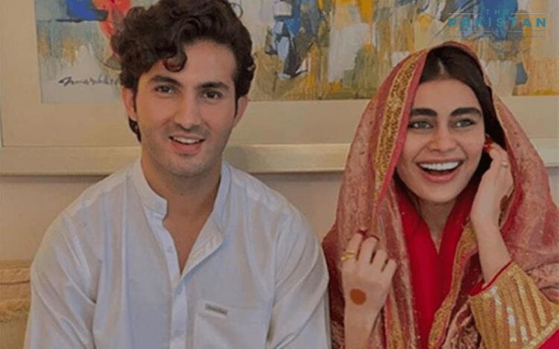 Sadaf and Shahroz Sabzwari to star together in telefilm