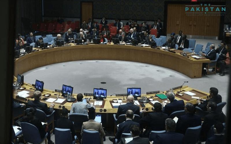 UN Security Council condemns terror attack in Pakistan