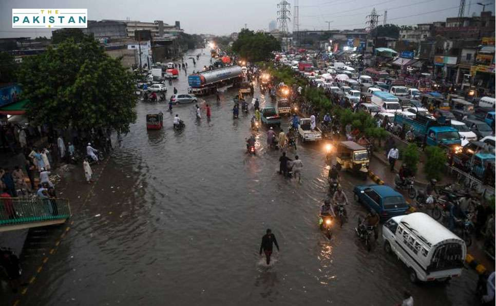 karachi-rain disaster