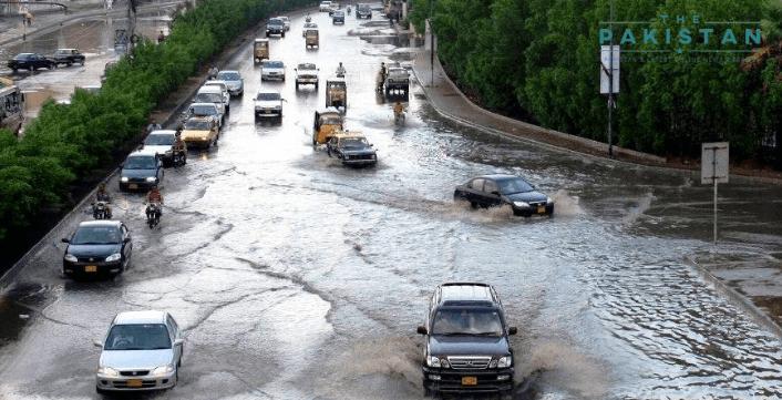 Met office predicts heavy rains in Hyderabad, Karachi