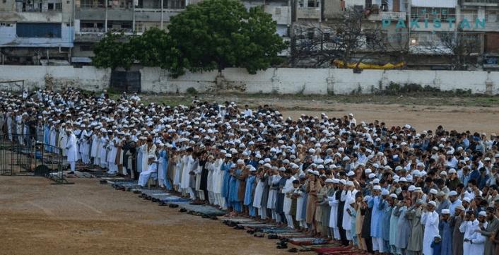 Pakistan celebrates Eid with pomp and care
