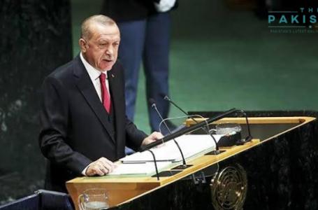 Erdoğan assures support on Kashmir issue