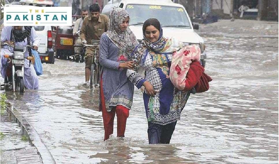 Heavy rains batter Sindh, Balochistan