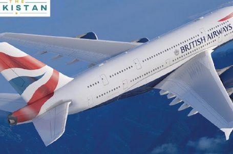 British Airways to resume flights for Pakistan