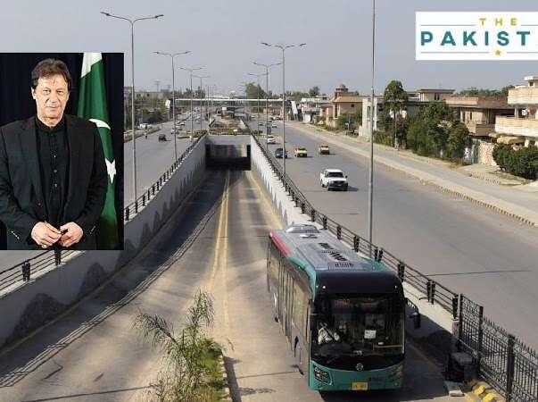 PM inaugurates Peshawar BRT