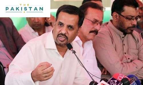 Restore Karachi as a single district, says Mustafa Kamal