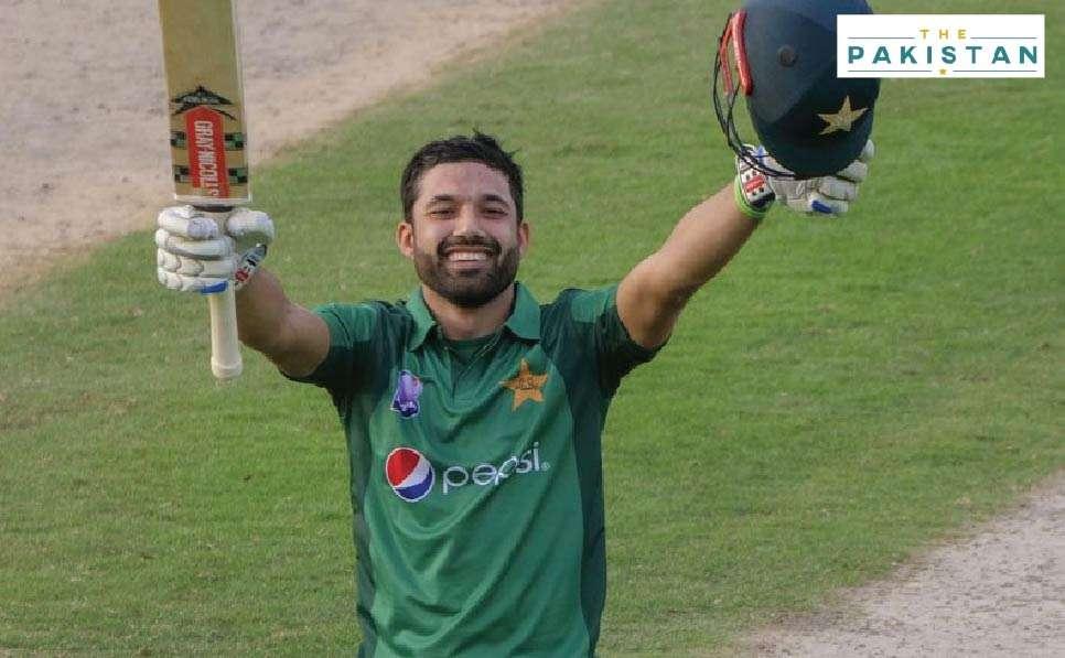 Rizwan steers Pakistan to 223 runs