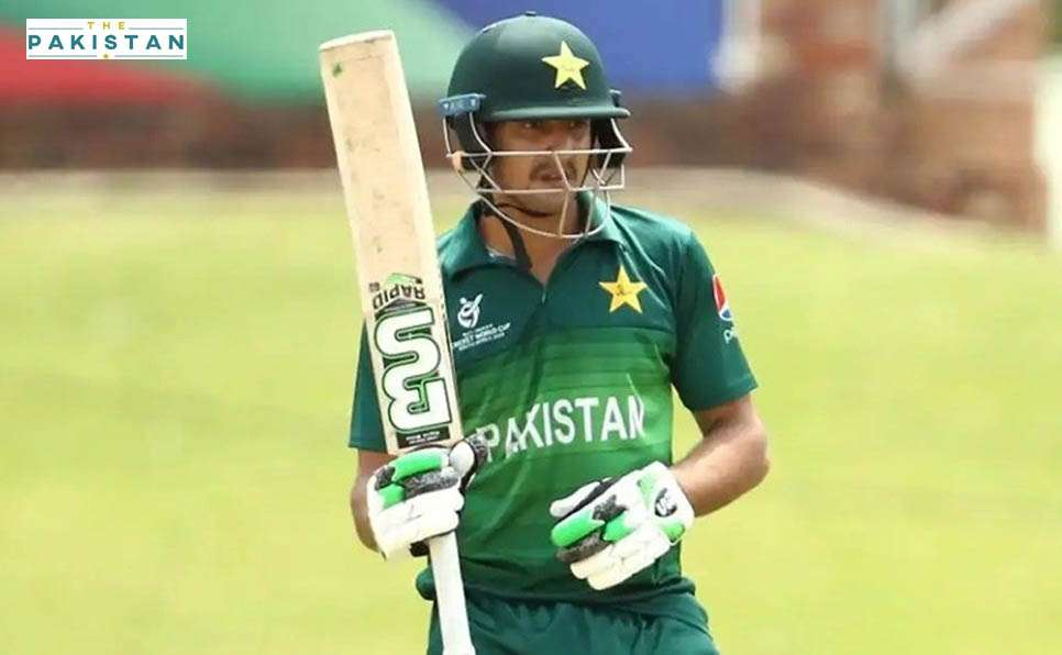 Haider Ali Shines as Pakistan Win the third T20
