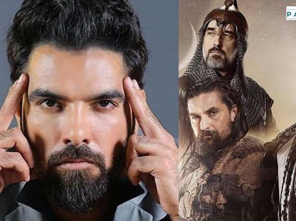 Yasir Hussain called out by degrading Ertugrul cast