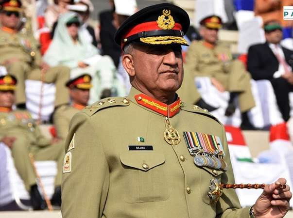 Afghan peace due to Pakistan's efforts, says Bajwa
