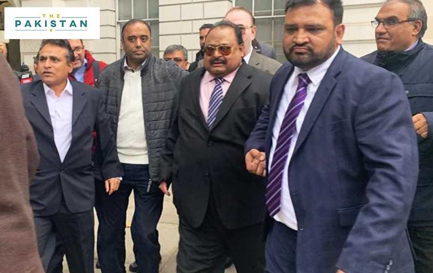 UK Court seizes six properties owned by MQM's Altaf
