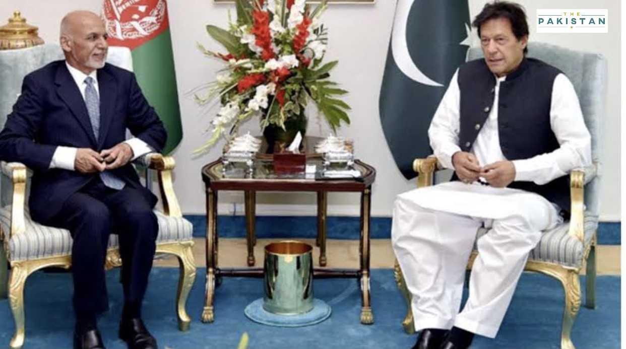Peace in Afghanistan top priority, says PM Khan