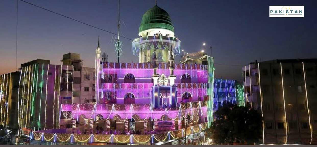 Eid Miladun Nabi (SAW) being celebrated across country