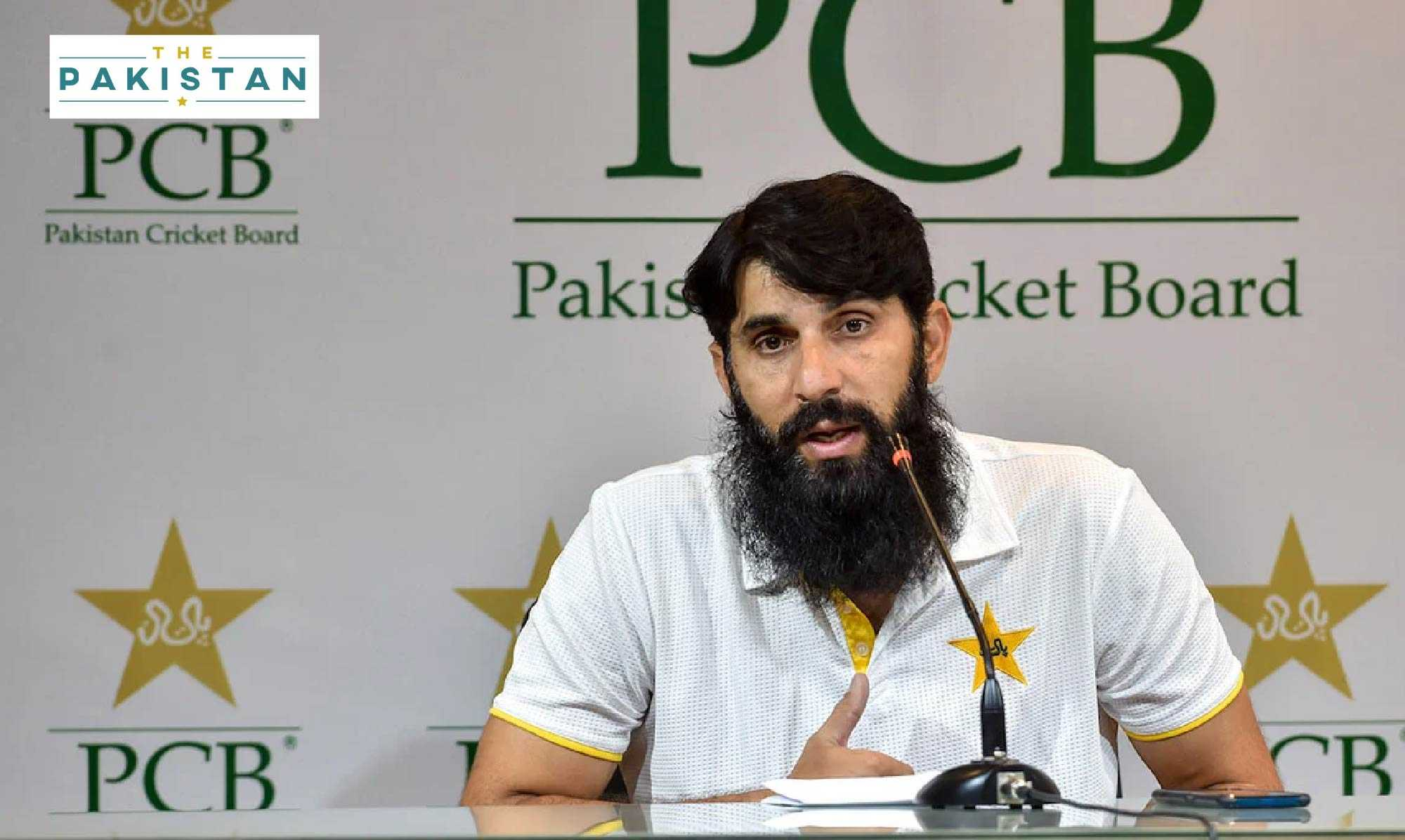 Misbah resigns as PCB chief selector: sources
