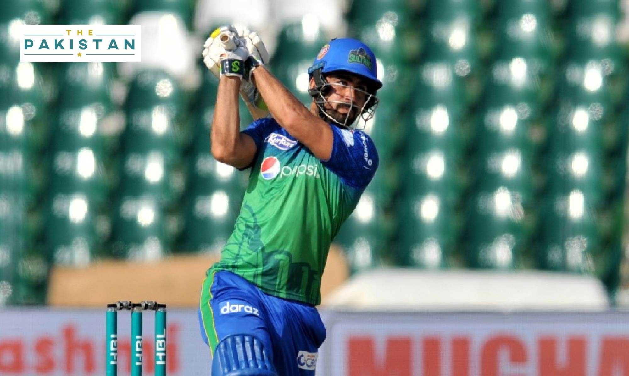 Khushdil Shah scores fastest T20 century