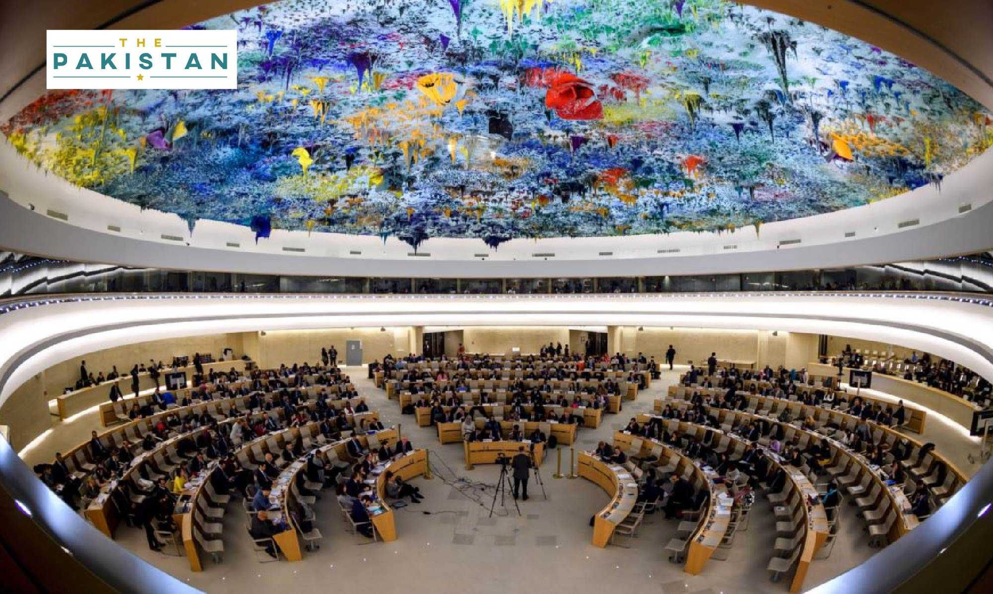 Pakistan elected to UN Human Rights Council for fifth time