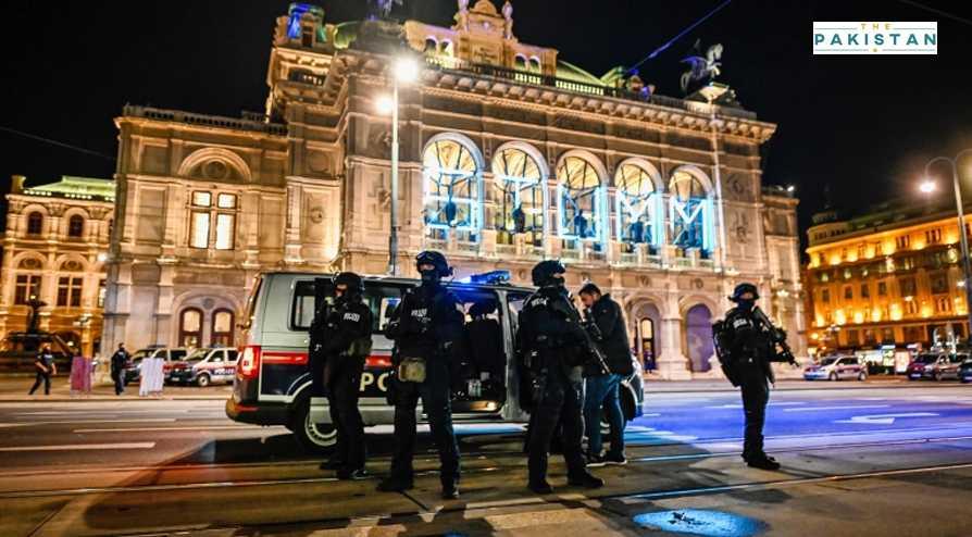 Gunmen kill two, injure 14 attacks on six locations in Vienna