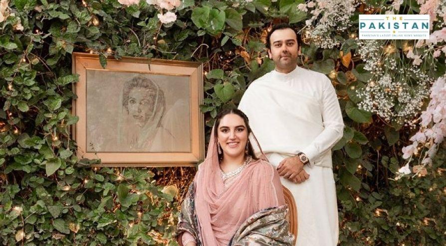 Bakhtawar Bhutto-Zardari ' engaged' to Mahmood Choudhry in Karachi