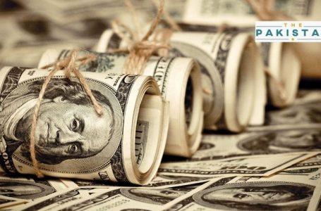 Dollar falls below Rs160 mark