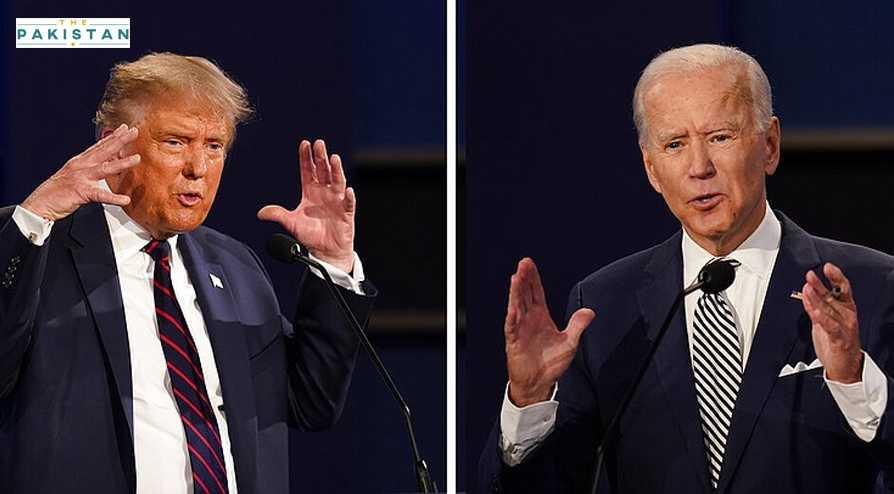 Showdown between Trump, Biden as US votes to elect next President
